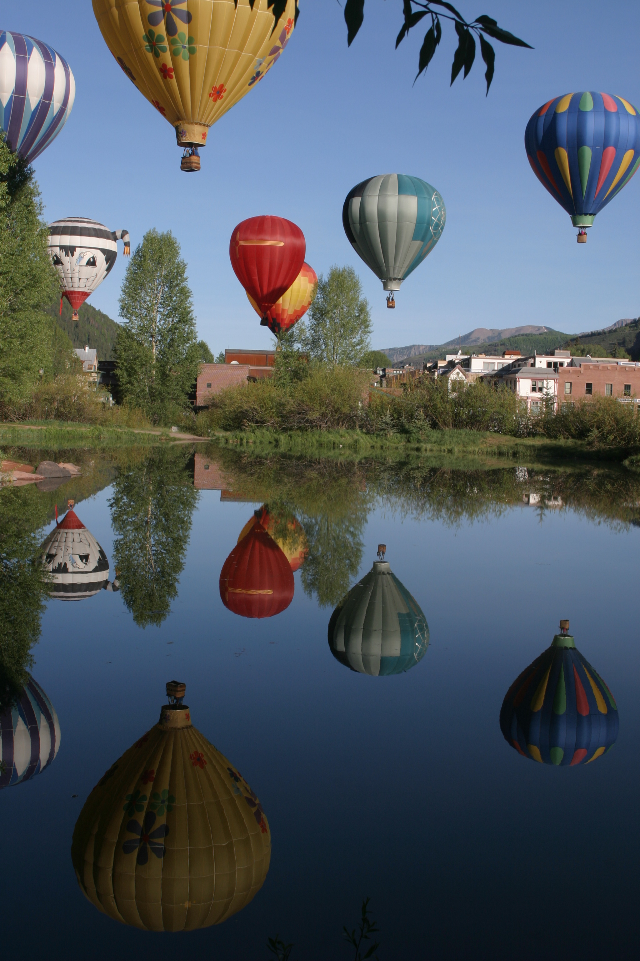 Telluride Balloon Rally